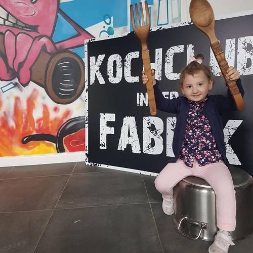 Kinder Kochspaß