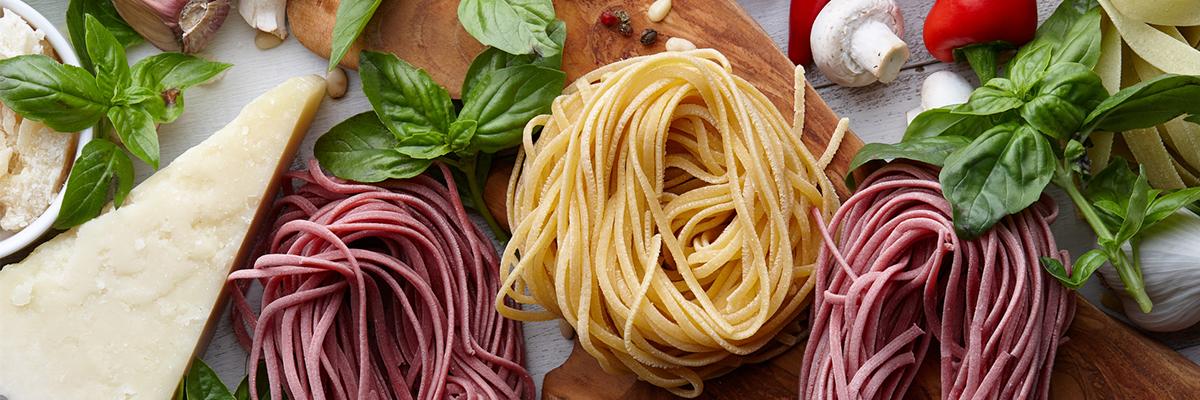 Alles über Pasta
